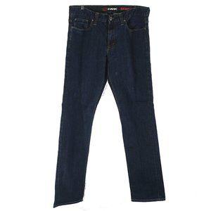 Tony Hawk skinny blue jeans EUC 34X32